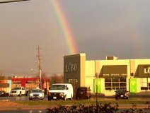 Willie Sportello on Facebook: Yes there is an LCBO at the end of the rainbow!!