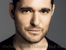 Here's the cover of Michael Buble's Nobody But Me album, due out on Oct. 21.