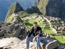 Pat Holiday discovers a lost city in Mexico