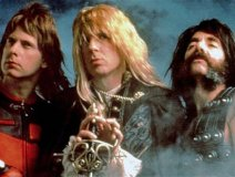 Christopher Guest, Michael McKean and Harry Shearer in 'This Is Spinal Tap' (1984) Photo: Everett Collection/REX