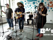 The Strumbellas appearing on the Baeble Music YouTube channel