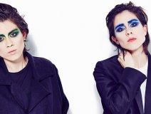 Tegan & Sara's new album, Love You to Death, debuts this week at #3.