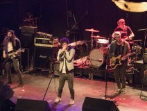 The Ascot Royals kicked off last night's Unison Jam at the Phoenix. Photo: Barry Roden