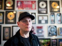 With his familiar baseball hat, Chris Taylor is rarely home these days as he expands eOne Music's business worldwide