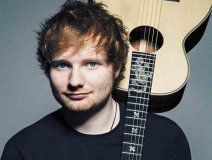 It looks as if Ed Sheeran is going to have another big year