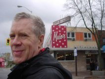Stuart McLean in Prince George to celebrate the city's 100th birthday in 2015