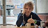 Ed Sheeran, today's hottest nottest pop star!