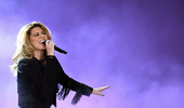 Shania at Stagecoach Festival in May