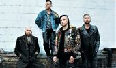 'Outsider' marks Three Days Grace's 6th consecutive Top 10 album