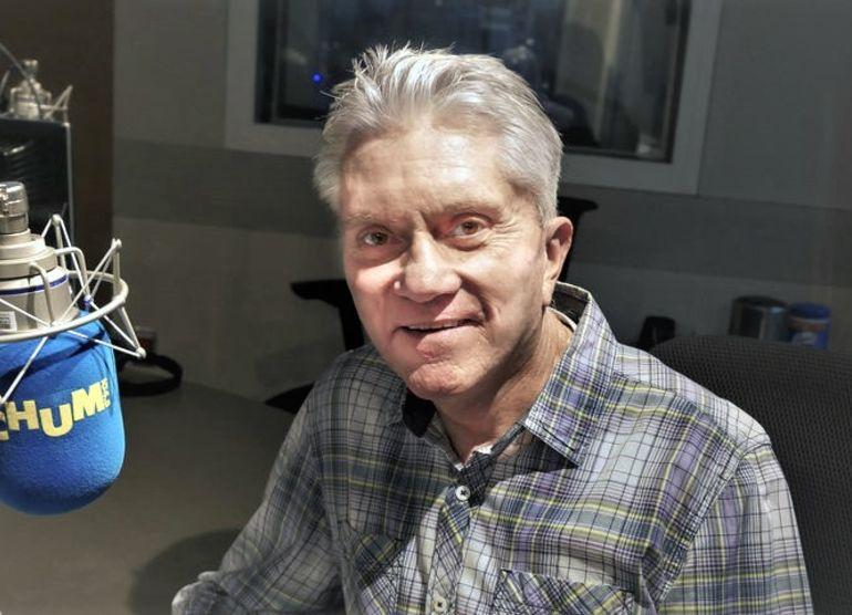 Roger in the studio. Photo: Bill King