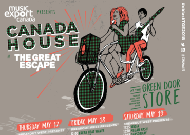 Canada House at The Great Escape
