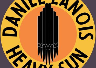 Daniel Lanois album graphic
