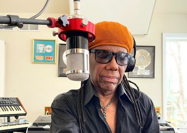Nile Rodgers  Facebook photo