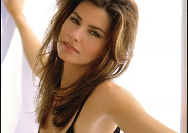 Shania Twain official website photo