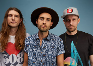 The East Pointers. Pic via trio's website