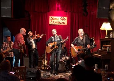 Blue Rodeo at The Cameron House  Facebook photo