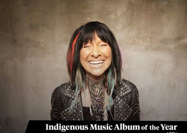 Buffy Sainte-Marie  Facebook photo