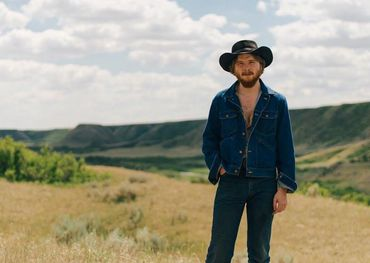 Colter Wall  Facebook photo