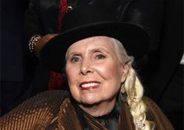 Joni Mitchell - Facebook Photo
