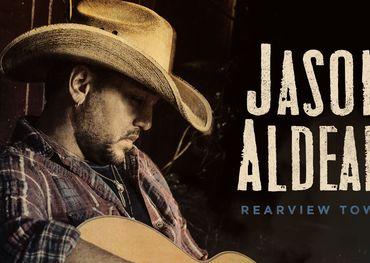 Jason Aldean's new album cover