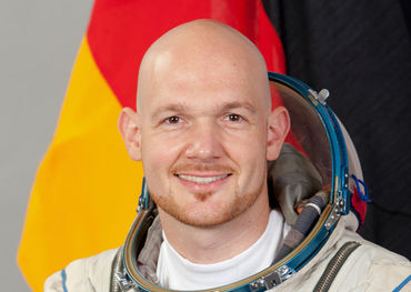 Astronaut and Kraftwerk collaborator Alexander Gerst