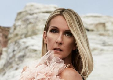 Celine Dion  Photo: Sony Music Canada