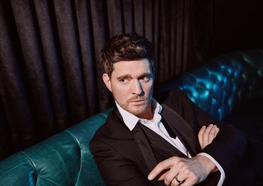 Michael Buble  Facebook photo