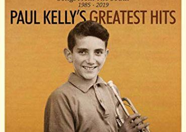 Paul Kelly album cover