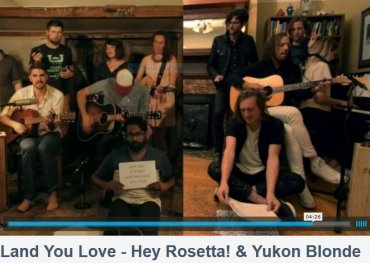 Hey Rosetta!, Yukon Blonde
