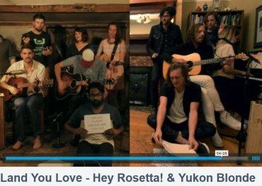 Hey Rosetta!, Yukon Blonde
