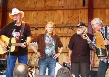 Havelock Country Jamboree, Ronnie Hawkins, Gordon Lightfoot, Good Brothers
