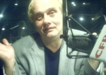 Mark in an earlier day on CFRB