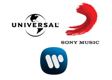 Universal Sony Warner