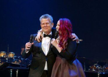 Stacey Kay, David Foster