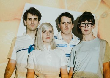 Alvvays Photo: Arden Wray