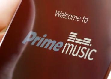 Amazon, Prime Music