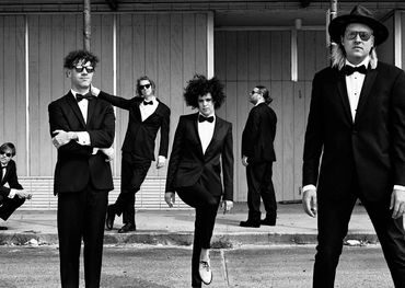 Arcade Fire back on the chart