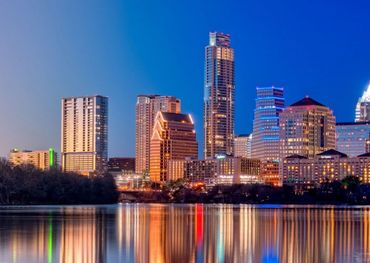 Austin skyline. Pic - YouTube
