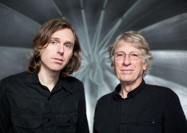 Among this year's nominees are son Joel and dad Bill Plaskett. Pic:Lindsay Duncan