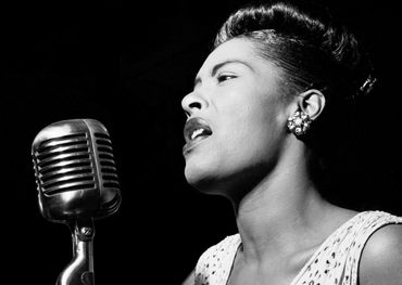 Billie Holiday, Apollo, Lady Day