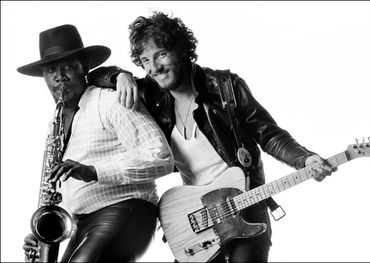 Bruce Springsteen, Clarence Clemmons, Born To Run