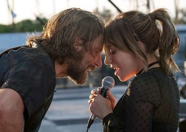 Bradley Cooper and Lady Gaga had the best-selling album in 2018 with A Star Is Born.