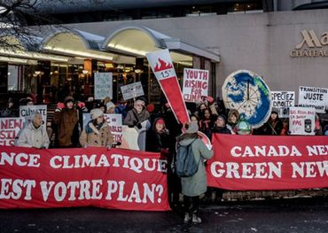 Photo: Climate Justice Canada