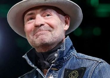 Gord Downie  Photo: Canadian Living