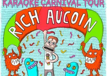 Rich Aucoin's Karaoke Carnival Tour