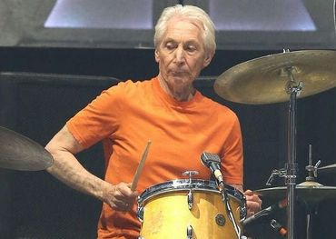 Pic courtesy of the Charlie Watts Instagram page.