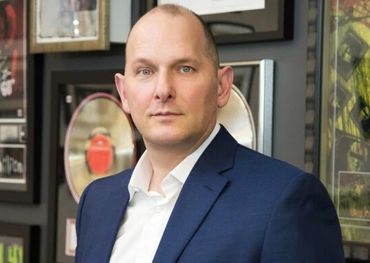 eOne Music president Chris Taylor