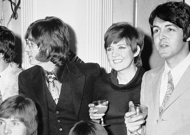 Cilla Black, The Beatles, John Lennon, Paul McCartney, Ringo Starr