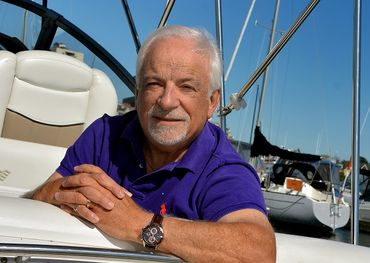 Cliff Hunt: The captain of his ship