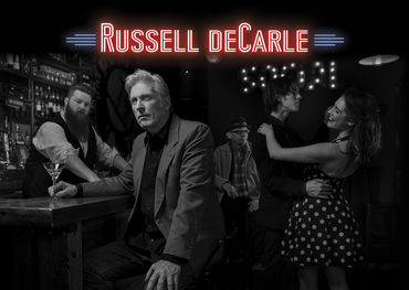 Russell DeCarle Album Cover